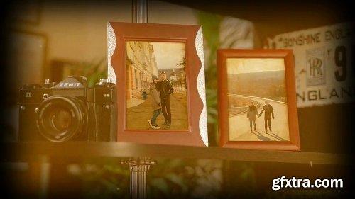 Videohive Vintage Memories 4K 22856775