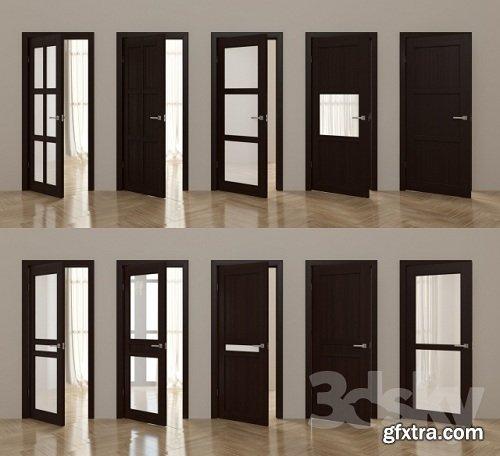 Sofia Bridge Doors Collection