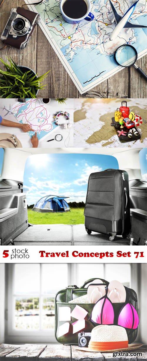 Photos - Travel Concepts Set 71