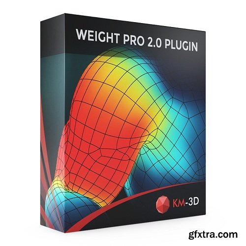 Weight Pro 2.01 for 3ds Max 2013 - 2020