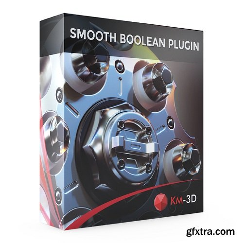 SmoothBoolean v1.05 for 3ds Max 2013 - 2020