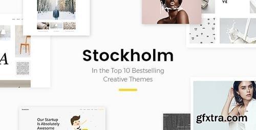 ThemeForest - Stockholm v5.0.7 - A Genuinely Multi-Concept Theme - 8819050