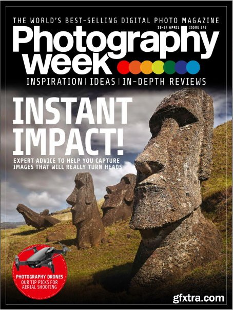 Photography Week - Issue 343, 18/24 April 2019