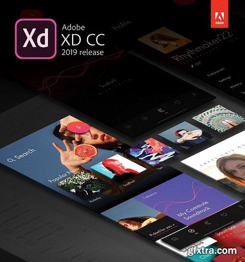 Adobe XD CC 2019 v18.1.12 Multilingual