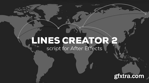 AEsweets Lines Creator 2.0.1 for After Effects