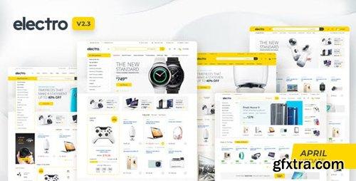 ThemeForest - Electro v2.3.1 - Electronics Store WooCommerce Theme - 15720624