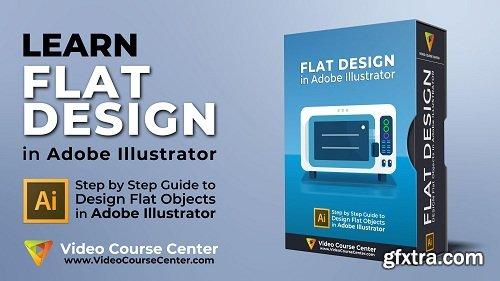 Flat Design: Create Flat Style Illustration In Adobe Illustrator