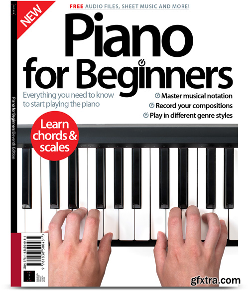 Future\'s Series: Piano for Beginners, 11th Edition 2019