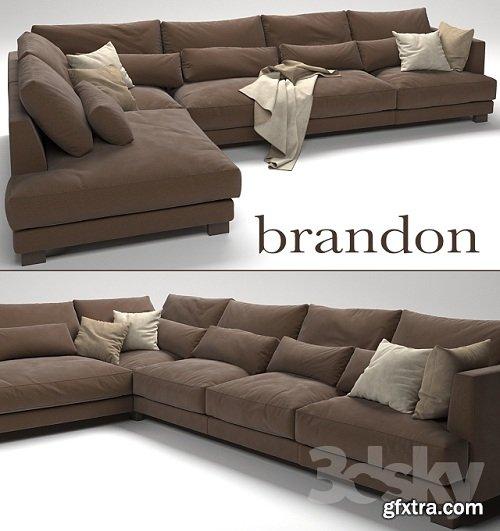 Sofa BRANDON