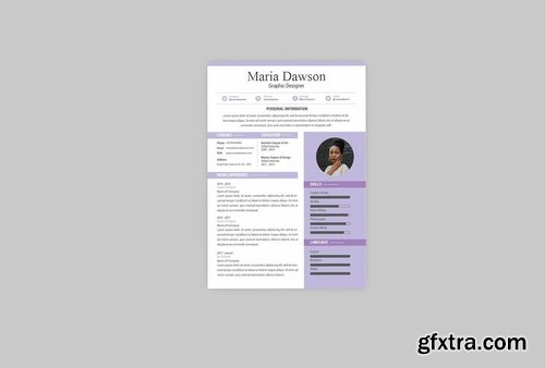 First Class Resume Designer