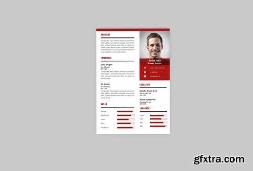 Detailed Resume Designer