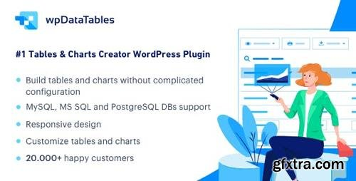 CodeCanyon - wpDataTables v2.5.1 - Tables and Charts Manager for WordPress - 3958969