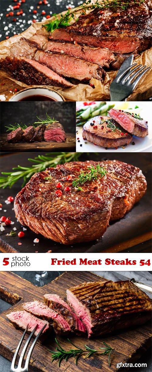 Photos - Fried Meat Steaks 54