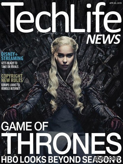 Techlife News - April 20, 2019