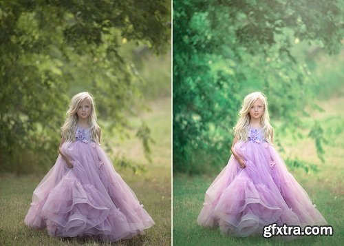 Greater Than Gatsby - Painterly Portrait Collection PS Actions