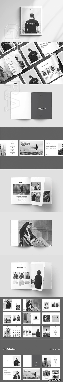 CreativeMarket - Man Collection 3653157
