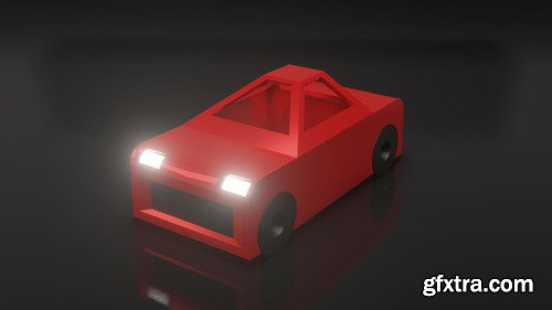 Design a Toy Car - Learn Blender 2.8 for 3D Printing - Beginner Course
