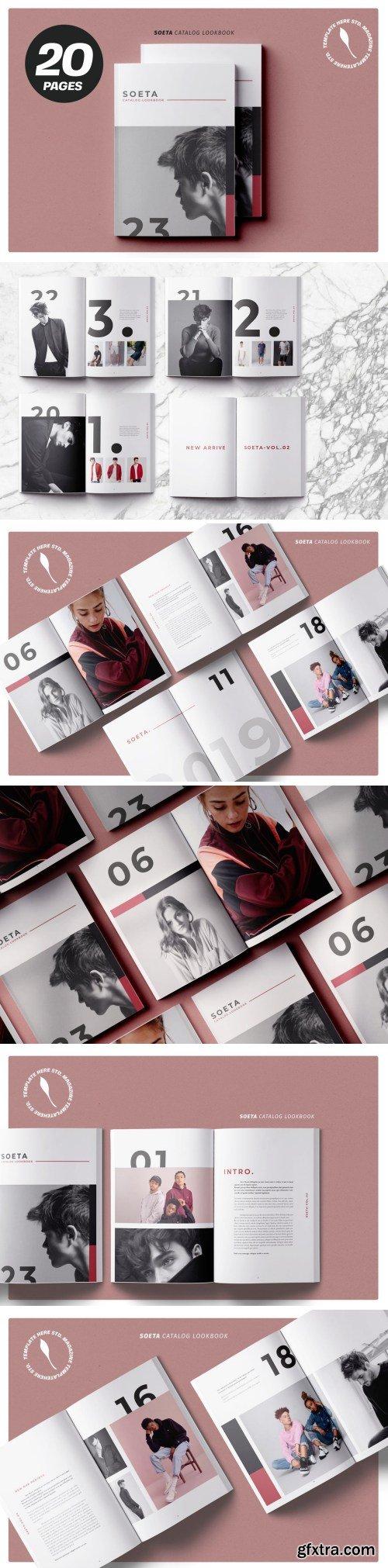 Soeta Catalog Lookbook
