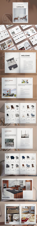 CreativeMarket - Interior Design Product Catalog 3714666