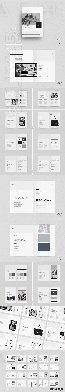 CreativeMarket - Ashi - Brand Book 3713281