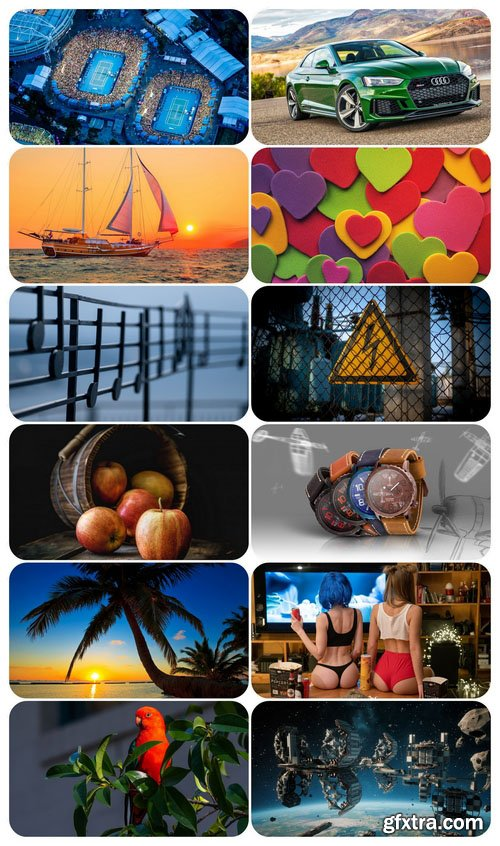Beautiful Mixed Wallpapers Pack 928