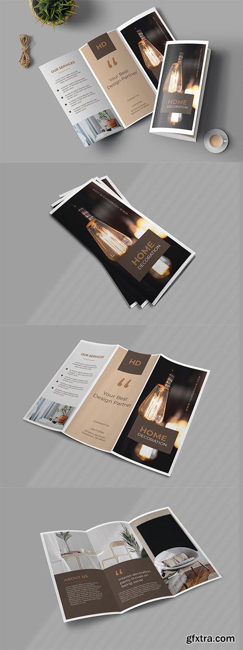 Properties Trifold Brochure