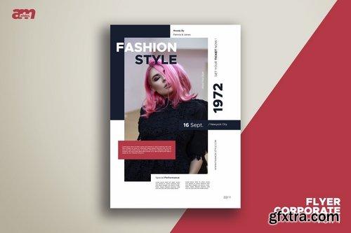 Flyer Fashion Vol.1
