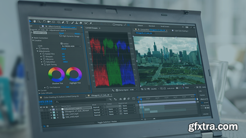 Pluralsight – After Effects CC Color Grading