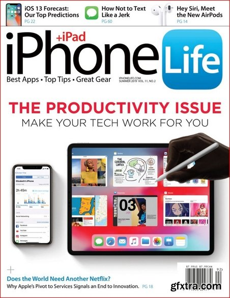 iPhone Life Magazine - April 01, 2019
