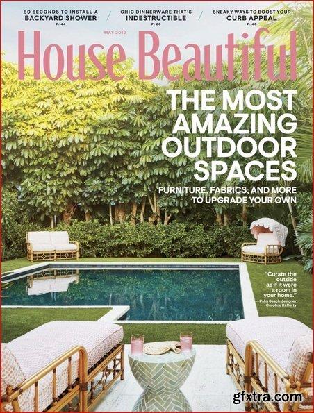 House Beautiful USA - May 2019
