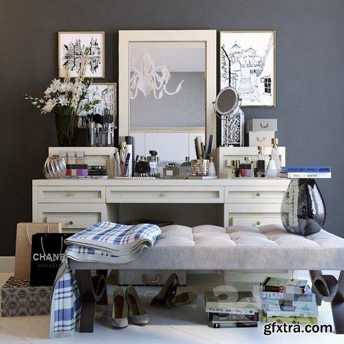 Decorative Set Dresser 4
