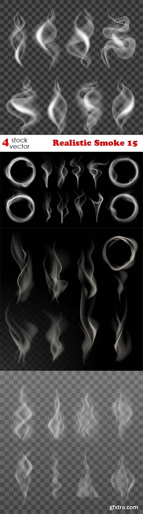 Vectors - Realistic Smoke 15