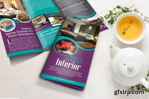 Trifold Brochure Template Vol 2