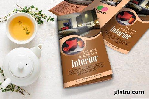 Tri Fold Brochure Template V1