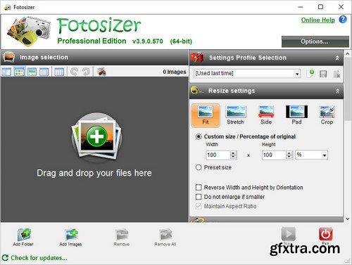 Fotosizer Professional 3.9.0.570 Multilingual