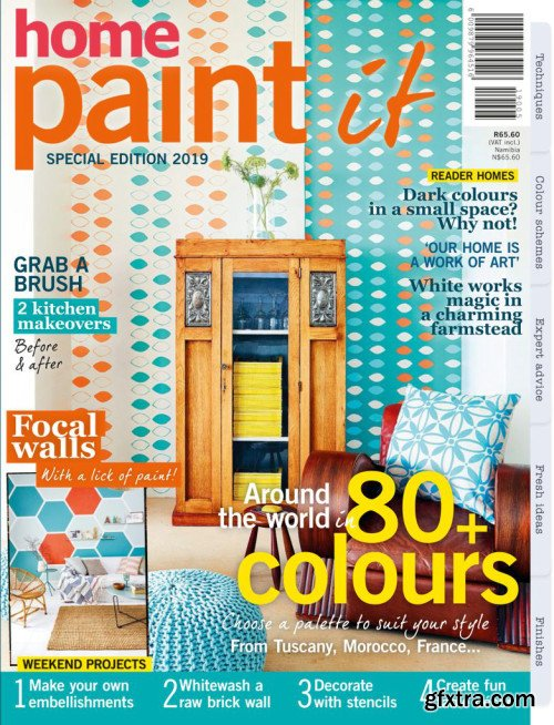 Home Paint It – Special Edition 2019