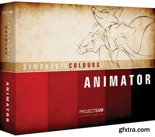 ProjectSAM Symphobia Colours: Animator v1.3 KONTAKT-AwZ