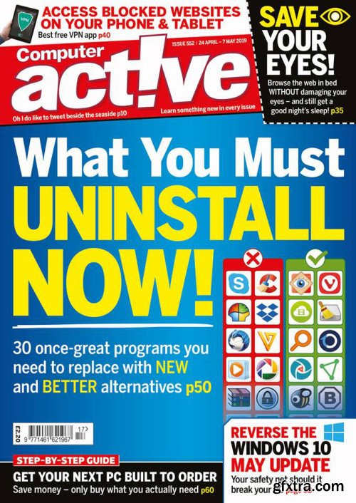 Computeractive - Issue 552, 24 April 2019
