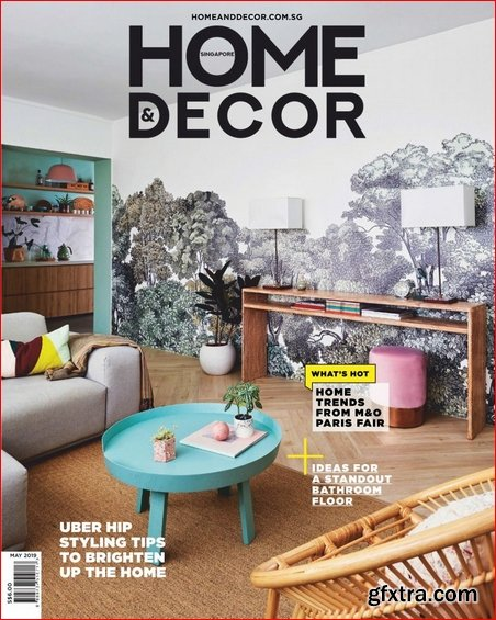 Home & Decor - May 2019