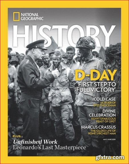 National Geographic History - May 2019