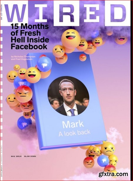 Wired USA - May 2019