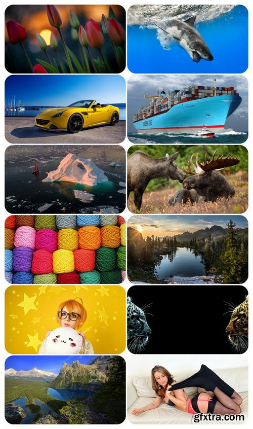 Beautiful Mixed Wallpapers Pack 930