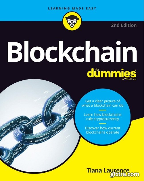 Blockchain For Dummies, 2nd Edition (True PDF)