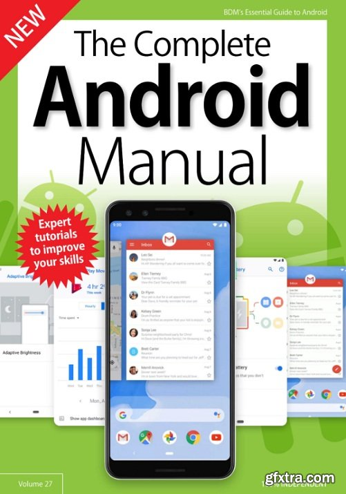 The Complete Android Manual