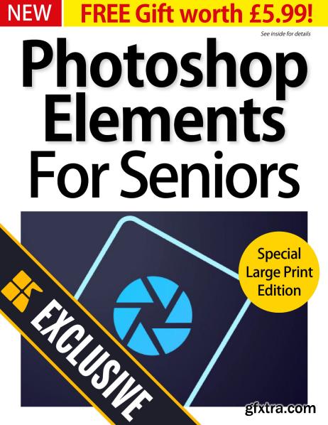 BDM\'s Series: Photoshop Elements For Seniors 2019
