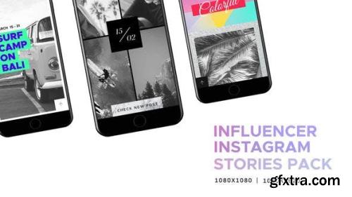 VideoHive Influencer // Social Media - Instagram Stories Pack 21846380