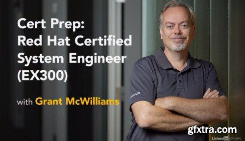 Cert Prep: Red Hat Certified System Engineer (EX300)