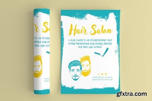 Hair Salon Flyers