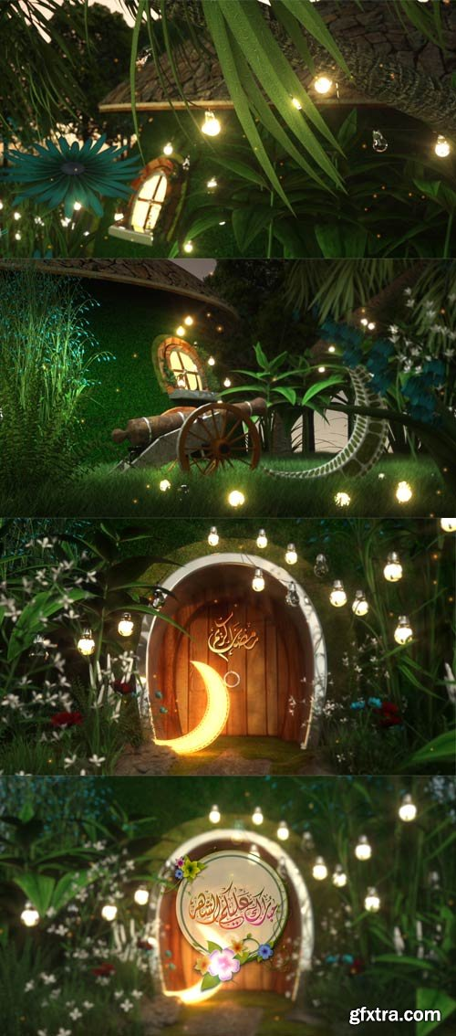 Videohive - Ramadan Logo - 23440808