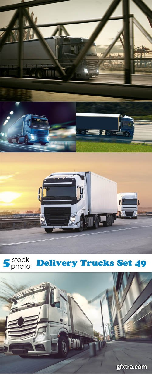 Photos - Delivery Trucks Set 49